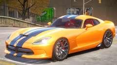 Dodge Viper V1.2 para GTA 4