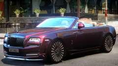 Rolls Royce Dawn Cabrio para GTA 4