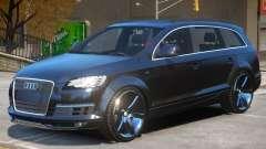 Audi Q7 SUV para GTA 4