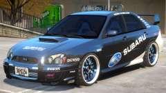 Subaru Impreza Improved PJ2