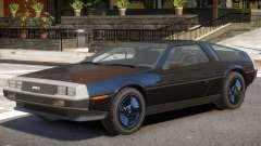 1982 De Lorean DMC 12 para GTA 4