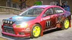 Lancer Evolution X V1 PJ6 para GTA 4