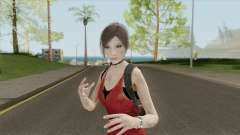 Ada Wong Bandaged (From RE2 Remake) para GTA San Andreas