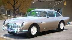 1964 Aston Martin DB5 Vantage para GTA 4
