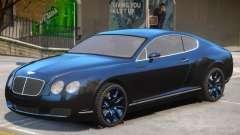 Bentley Continental GT V1