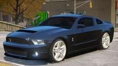 Ford Mustang Shelby V1 para GTA 4