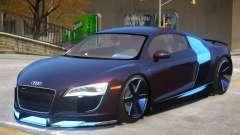 Audi R8 FSI Upd para GTA 4