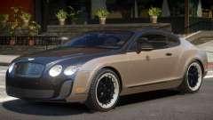 Bentley Continental V1.0 para GTA 4