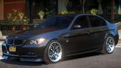 BMW 330i E90 R1 para GTA 4