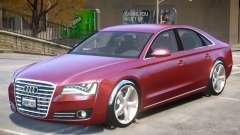 Audi A8 V1 R2 para GTA 4