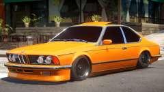 1986 BMW E24 V1 para GTA 4