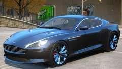 Aston Martin Virage V1 para GTA 4