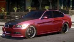 BMW 330i E90 R2 para GTA 4