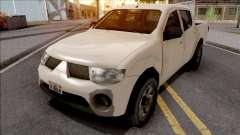 Mitsubishi L200 Triton 2010 para GTA San Andreas