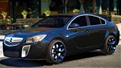 Opel Insignia V1.2 para GTA 4