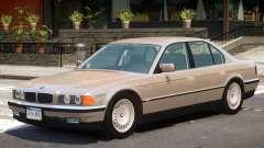 1994 BMW 750i E38 V1 para GTA 4