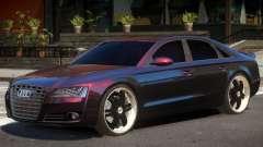 Audi A8 V1.0 para GTA 4