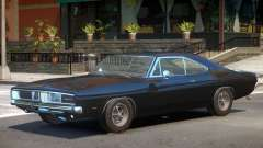 1967 Dodge Charger RT para GTA 4