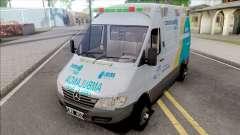 Mercedes-Benz Sprinter Ambulancia Uocra