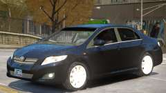 Toyota Corolla V1.0 para GTA 4