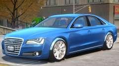 Audi A8 V1 R1 para GTA 4