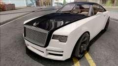 GTA V Enus Windsor para GTA San Andreas