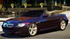 BMW M6 Cabrio para GTA 4