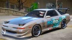 Toyota Supra Turbo PJ3 para GTA 4
