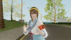Misaki (North High Sailor Uniform) para GTA San Andreas