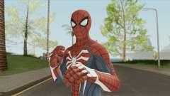 Spider-Man (PS4) Advanced Suit para GTA San Andreas