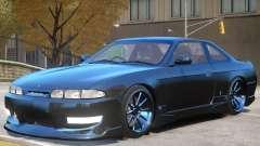 Nissan Silvia S14 V1 para GTA 4