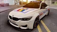 BMW M4 2018 Widebody Politia Romana