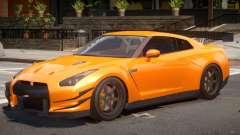 Nissan GT-R V1.0 para GTA 4