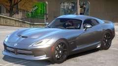 Dodge Viper GTS V2.1 para GTA 4