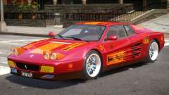 Ferrari 512 V1.1 para GTA 4