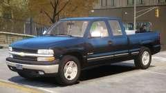 Chevrolet Silverado Upd para GTA 4