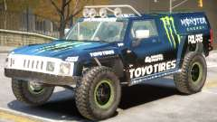 Hummer H3 V1 PJ1 para GTA 4