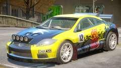 Mitsubishi Eclipse Rally PJ6 para GTA 4