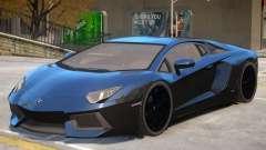 Lamborghini Aventador LP700 para GTA 4