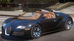 Bugatti Veyron Spider