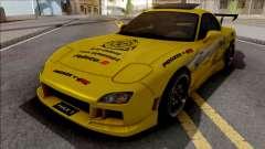 Mazda RX-7 FD3S Joe Evolusi KL Drift