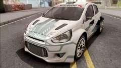 Mitsubishi Mirage R5 WRC