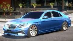 Mersedes Benz W222 V1 para GTA 4