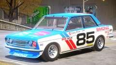 1971 Datsun Bluebird V1 PJ2 para GTA 4