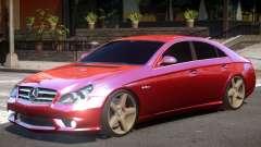 Mercedes Benz CLS AMG V2 para GTA 4