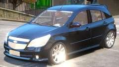 Chevrolet Agile V1 para GTA 4