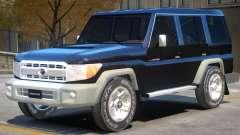 Toyota Land Cruiser E10 para GTA 4