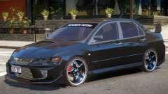 Mitsubishi Lancer Evo VIII para GTA 4