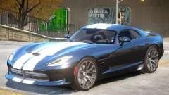 Dodge Viper GTS V2.4 para GTA 4