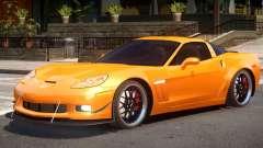 Chevrolet Corvette Sport R2 para GTA 4